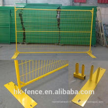 Temporary Fence For Canada