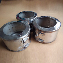 Stainless Steel Flanges Shields