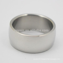 Supply Bulk Unisex Stainless Steel Plain Finger Rings
