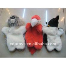 Cheap Plush Hand Puppets Kindergarten Toys