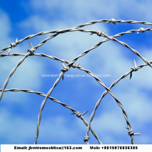 PVC Coated And Galvanized Barbed Wire