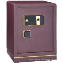 De haute qualité tout métal électronique coffre-fort firproof coffre-fort armoire coffre-fort