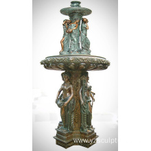 Hot Sale Large Outdoor Garden Fountains For Sale