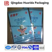 Bolso modificado para requisitos particulares del embalaje de los pesticidas del papel de aluminio, bolsa plástica de los pesticidas