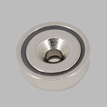 Pot Magnet RPM-A42 Magnetic Round Base
