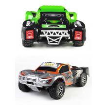 Plus récent 2,4 G 01:18 Scale 4WD RC électrique haute vitesse camion