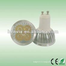 Projecteur externe GU10 LED 4W