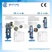 High Frequency Induction Brazing Diamond Saw Blade Welding Machine