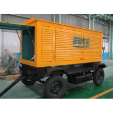 La CE a approuvé des générateurs diesel de remorque de 160kw / 200kVA CUMMINS (GDC200 * S)
