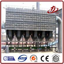 Boîte de collecte des poussières de l'industrie du frittage des aciéries filtre filtre le grand projet LCM collectionneur à poussière longue