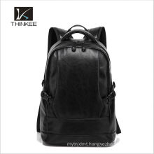 China supplier 100% real leather vintage pattern women school backpack
