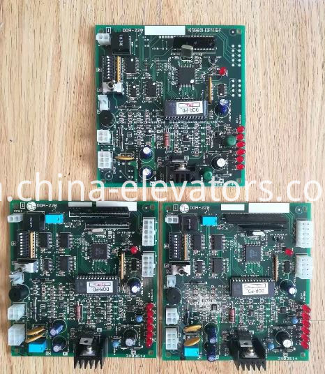 Door Operator PCB DOR-220 for LG Sigma Elevators