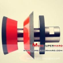 Superabrasive grinding wheels for CNC tool grinder