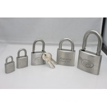 Shengli Anti-Rust Stainless Steel Padlock Plated Brass Keys Waterproof