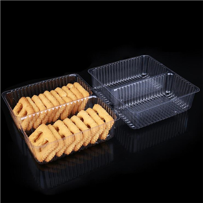 Blister Plastic Cookies Tray
