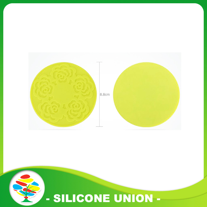 Blackish green silicone mat
