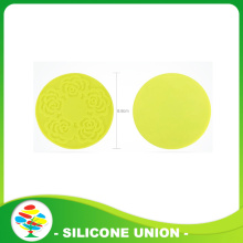 Promotion Cheap Round Silicone Mat/Coaste