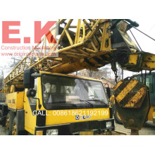 50ton XCMG Truck Mobile Used Crane Lifting Equipment (QY50K)