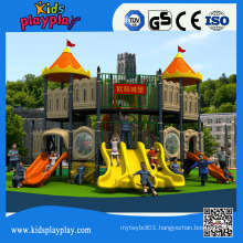China Top Brand Children Outdoor Playground with One-Stop Solution