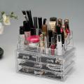 Multi Layer Lipstick Display, Simple Acrylic Cosmetic Organizer