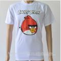 T-shirt Da Forma 2014 Com Projeto Diferente Do Logotipo Da Imprensa E Da Cor