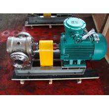 Pompe à engrenages en acier inoxydable Ycb20