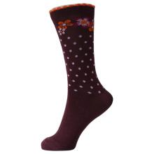 Children Ruffled Cuff Socks