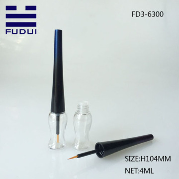 Gradient Color Customize Cosmetic Eyeliner Container