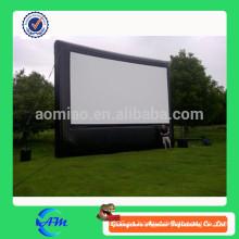 Pantalla inflable original, pantalla inflable de la película, pantalla inflable del pvc para la venta