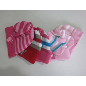 Baby Soft Touch Hat Gloves Wholesale