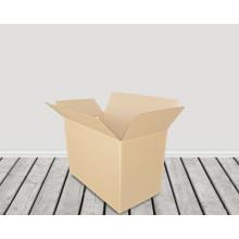 Boîte d'emballage professionnelle ondulée professionnelle de papier chaud de vente