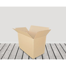 Caixa de embalagem de papel ondulado personalizada