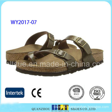 Women Wholesale Slippers with Buckle
