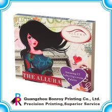 Manga de papel personalizada a todo color impresa a todo color de papel de arte