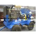 Diesel Engine Driven Self Priming Sludge Mud Pump
