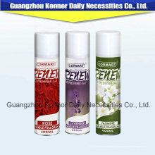 Ambientadores Aerosol Spray Tipo e Forma Líquida Aerosol Perfumes