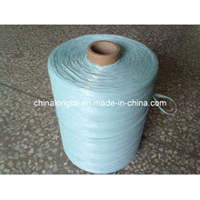 Zero Halogen Flame Retardant Fibrillated Polypropylene Filler Yarn