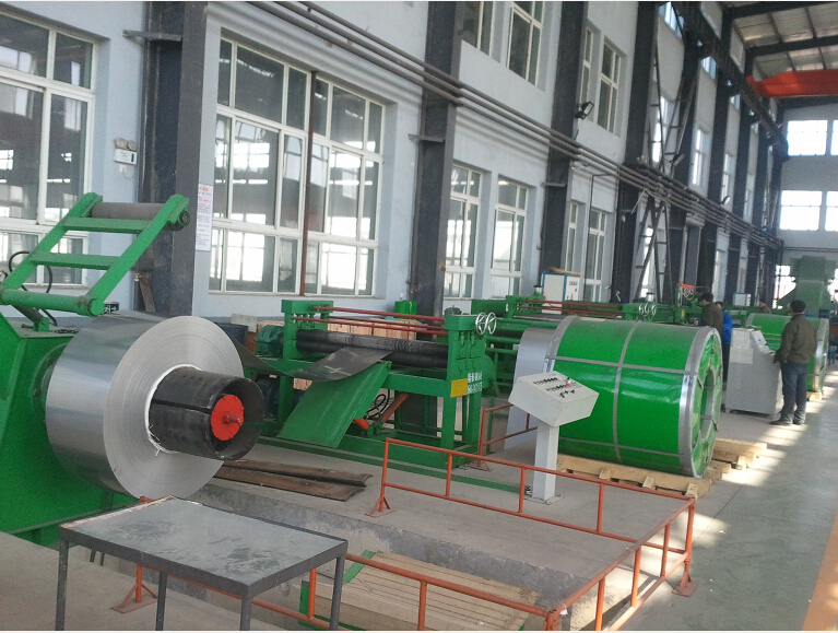 High-Precision Slitting Machine
