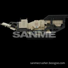 MP-J7 Small Mobile Stone Crusher Price