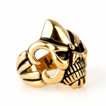 Alien Predator Ring Ring for Men