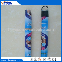 2.5CM pvc coating wooden mop handle factory