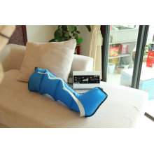 Air compression leg massager and weight loss equipment