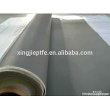 Borracha de silicone revestida à prova de fogo pano de fibra de vidro de isolamento