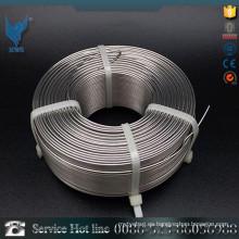309 El flujo de alta calidad coronó el alambre de soldadura del acero inoxidable