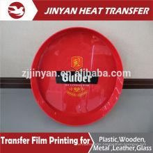 eco friendly heat transfer film sticker