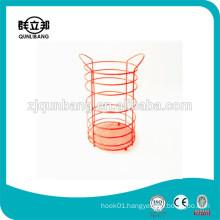 Eco-friendly Coated Metal Chopsticks Stand/Chopsticks Rack for Kitchen/Chopsticks Tube