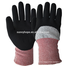 Sunnyhope wholesale nitrile anit cut personalized winter gloves