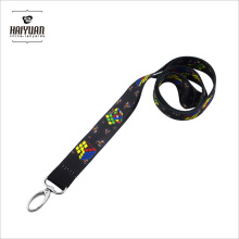 Customized Heat-Transfer Printing Smooth Lanyard for Game