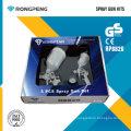 Rongpeng R8826 HVLP Pistola Kit Kits de Injetor