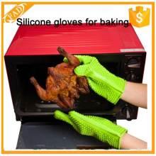 Trade Assurance 2015 guantes recubiertos de goma de silicona